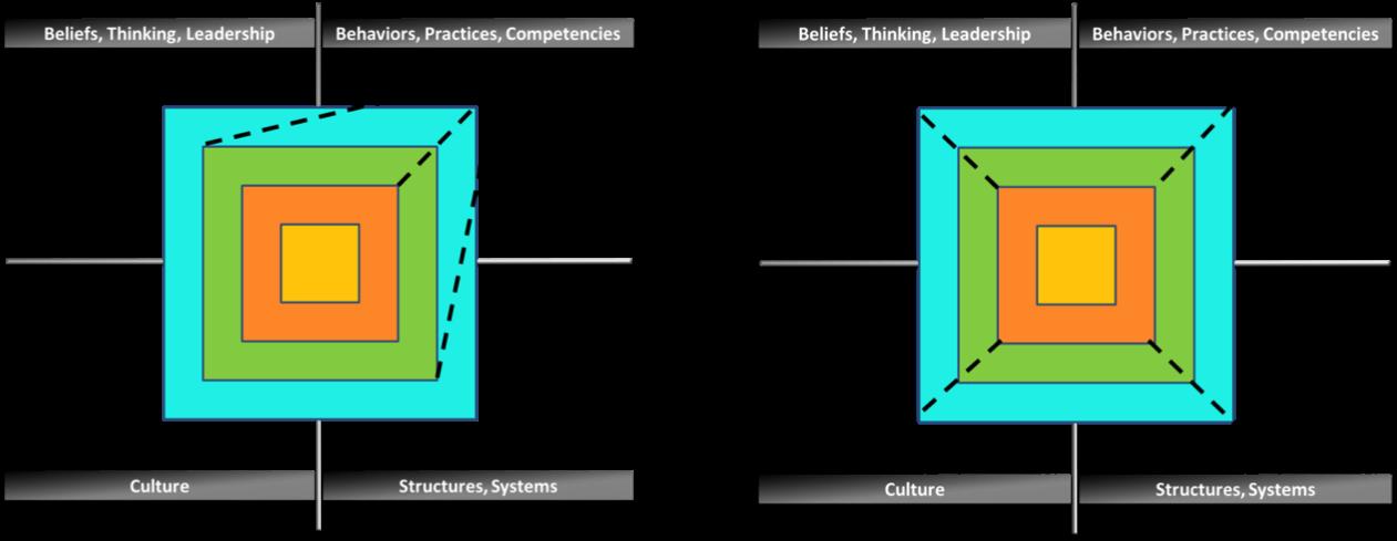 Integral quadrants agile focus
